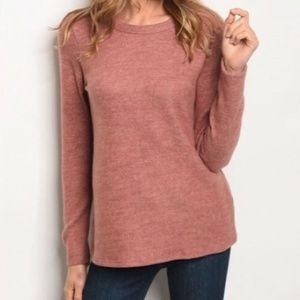 Ultra Soft Long-Sleeved Top